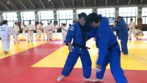 天理大学にて柔道家の土井健史選手メンタルサポート。