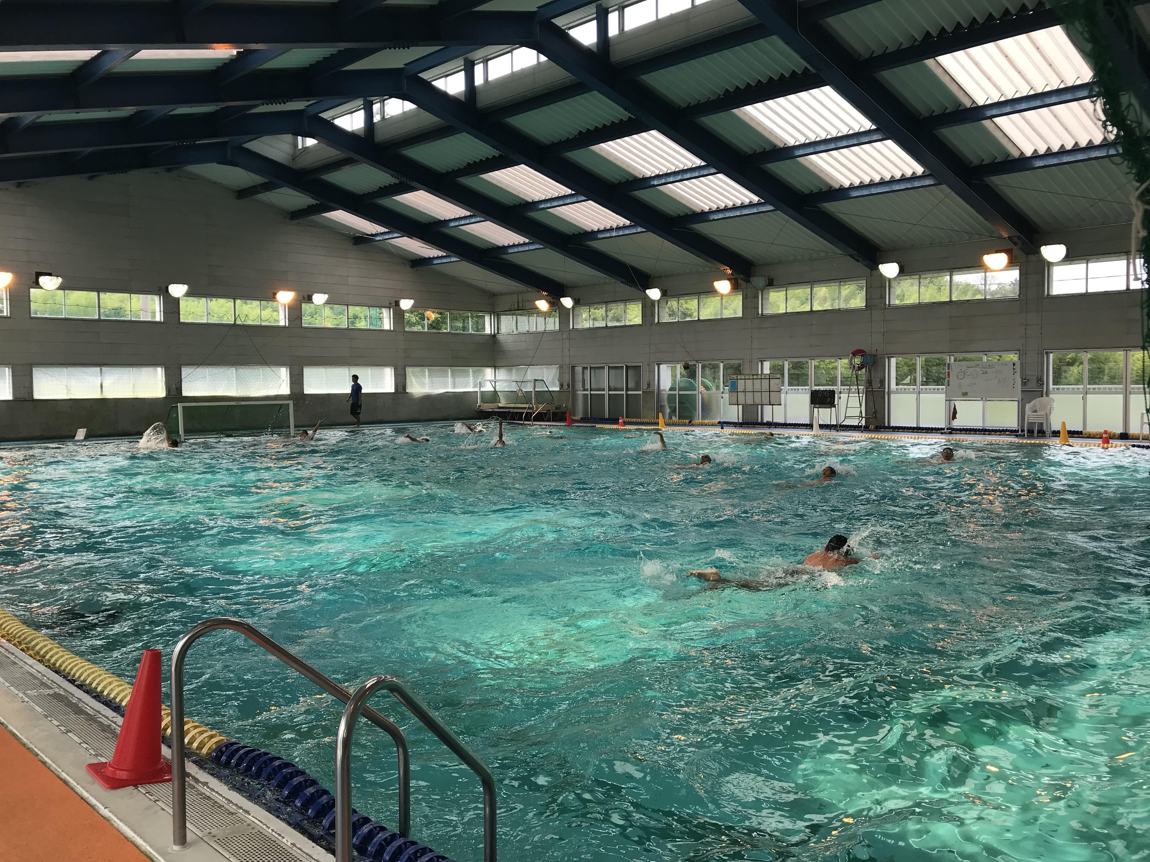メンタルトレーニング in 四日市中央工業高校 水球部