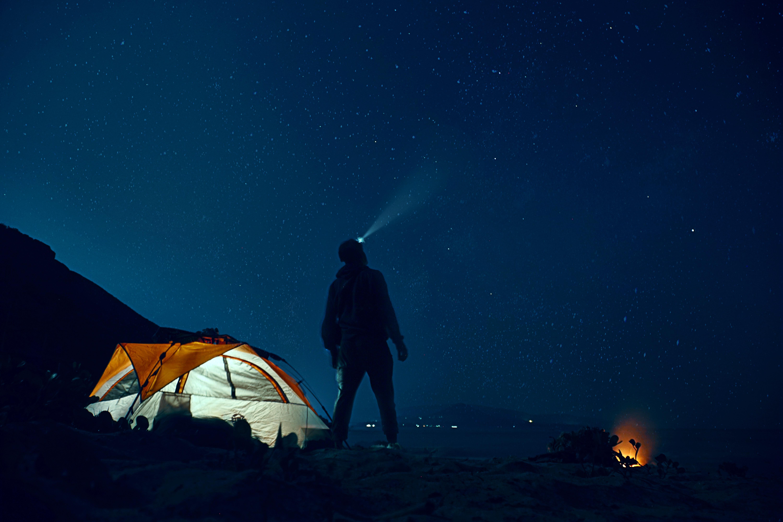 ソロキャンプって流行ってますね、その裏には・・・。